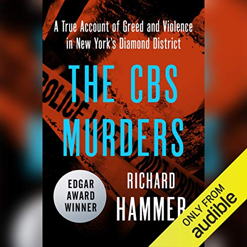 The CBS Murders cover art