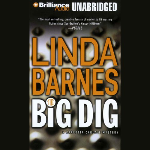 The Big Dig audiobook cover art