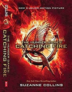 The Hunger Games Catching Fire by Suzanne Collins - Paperback