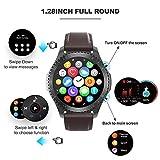 Zoom IMG-1 smartwatch uomo orologio sportivo android