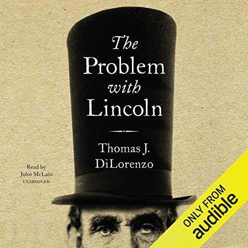 The Problem with Lincoln cover art