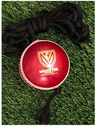 Saivi Monster Hanging Cricket Ball Red product image