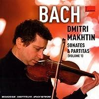 Violin Sonatas 1 & 2 Partita 1