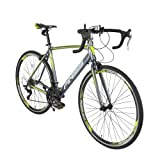 Dosi Road Bike for Men and Women with Aluminum Alloy Frame, Featuring 21...