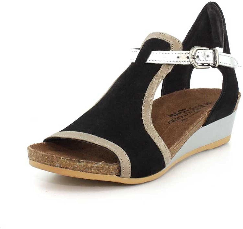 NAOT Footwear Woherrar Woherrar Woherrar Woherrar Fiona Wedge Sandal  rättvisa priser