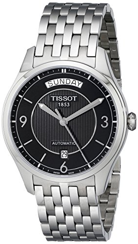 Tissot Men's T0384301105700 T-One Day-Date...