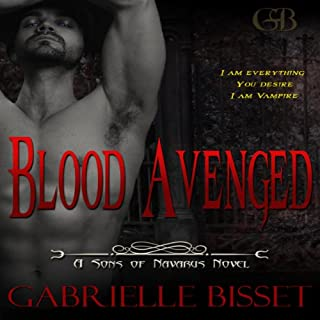 Blood Avenged audiobook cover art