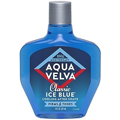 Aqua Velva Aftershave for