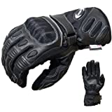 PROANTI Motorradhandschuhe Winter Regen Touring Motorrad Handschuhe (XXL)
