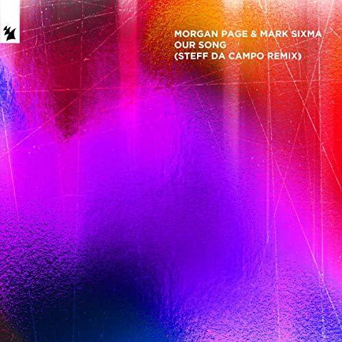 Morgan Page & Mark Sixma