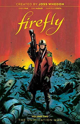 Firefly: The Unification War, Vol. 2
