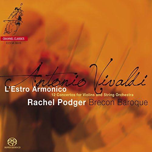 Brecon Baroque & Rachel Podger