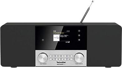 TechniSat Digitradio 4 C - Stereo Digital-Radio (DAB+, UKW, Farbdisplay, Bluetooth, Kopfhöreranschluss, AUX-Eingang, Radio...