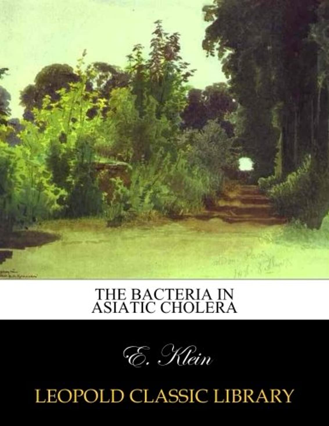 検閲平和アナリストThe bacteria in Asiatic cholera