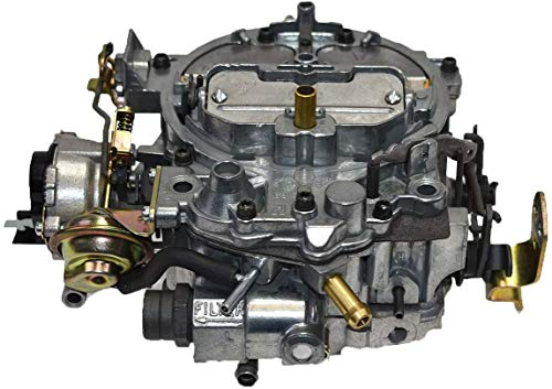 A-Team Performance 1910 Remanufactured Rochester Quadrajet Carburetor Compatible with 850 CFM Hi-Perf 454-502 BBC