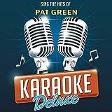 Country Star (Originally Performed By Pat Green) [Karaoke Version]