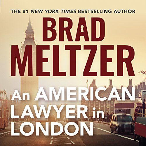 An American Lawyer in London audiobook cover art