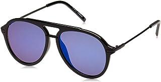 نظارة شمسية للجنسين مقاس 55 ملم من تي اف ال - رمادي