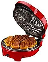Gaufre avec des assiettes amovibles Morning Regard Station Grill ou Sandwich Maker Toaster avec revêtement antiadhésif pou...
