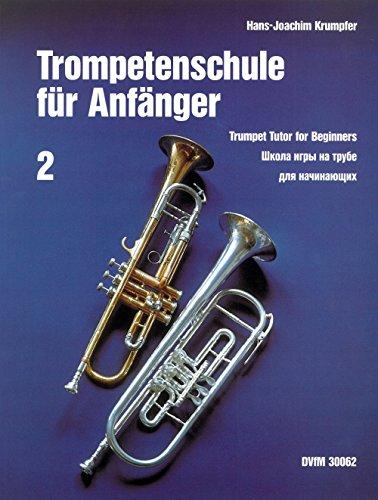 Trompetenschule für Anfänger Teil 2: Übungen in allen Tonarten (DV 30062)