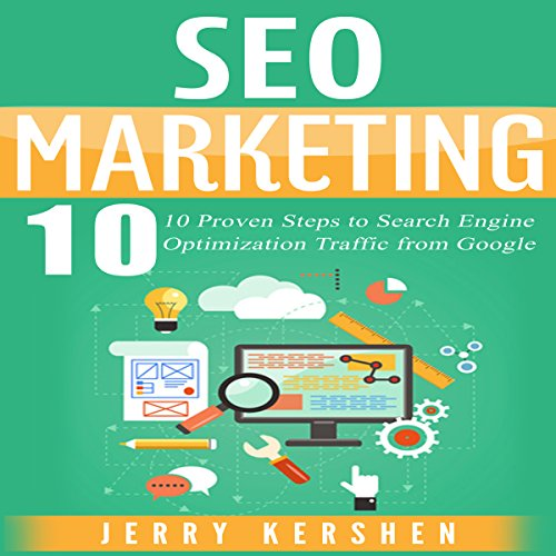 SEO Marketing audiobook cover art