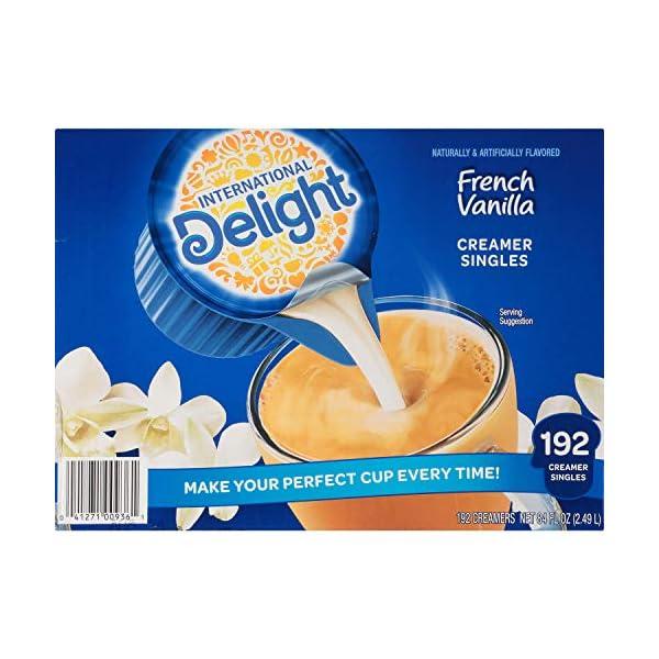 International Delight French Vanilla Coffee Creamer Single Serve