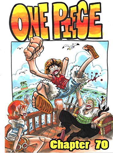 One Piece Full series: Vol8 Chapter 70 The Great Adventure Of Ussop The Man 139 (English Edition)