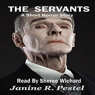 The Servants audiobook cover art