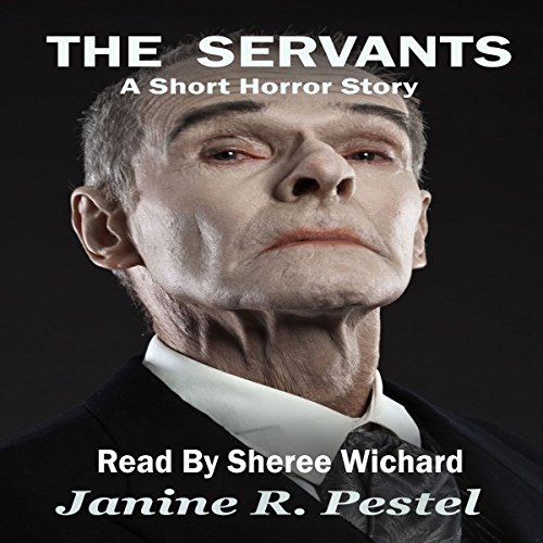 The Servants audiobook cover art