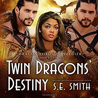 Twin Dragons' Destiny cover art