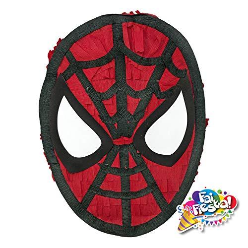 Mini pignatta Spiderman (pentolaccia, piñata) Gioco della...