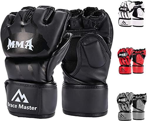 Guantes King Boxing  marca Brace Master