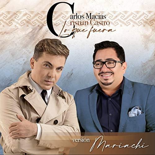 Cristian Castro & Carlos Macías