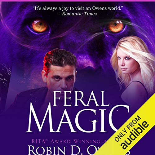 Feral Magic cover art