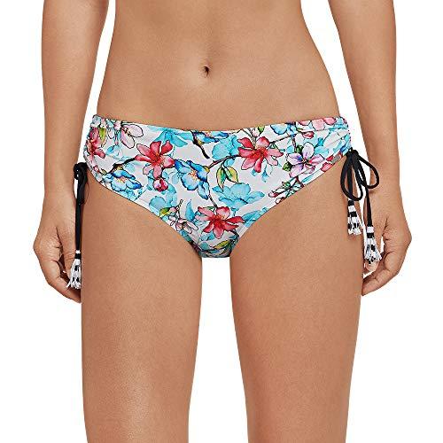 Schiesser Damen Mix & Match Bikinislip FS Midi Bikinihose, Mehrfarbig (Multicolor 1 904), 42