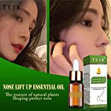 TYJRNose Repair Essence Oil, Heighten Rhinoplasty Nasal Bone Remodeling Slimming Shaping Serum10ML