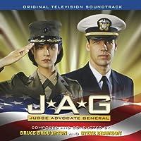Ost: Jag: Judge Advocate Gnera by Original Soundtrack