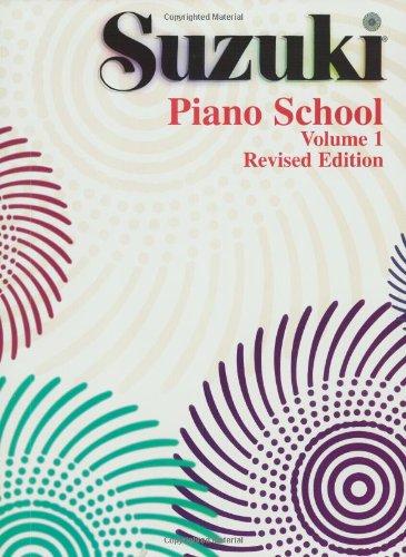 Suzuki Piano School, Vol. 1 (Revised Edition)