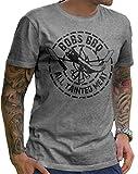 walking dead bbq - LeRage Shirts The Walking Dead T-Shirt Bob's BBQ Men's Athletic Grey X-Large
