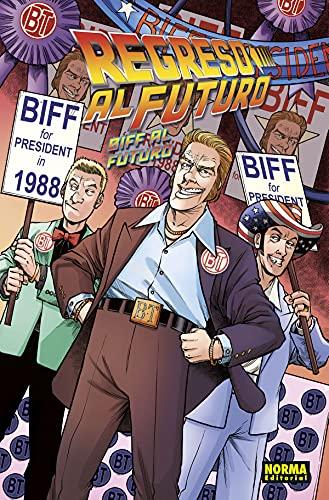 Regreso Al Futuro 08. Biff Al Futuro (REGRESO AL FUTUROP)