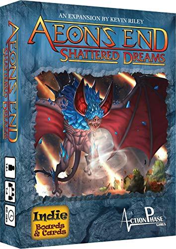 Indie Board & Card Games Aeon's End: Shattered Dreams-Juego de Mesa (AESD01IBC)