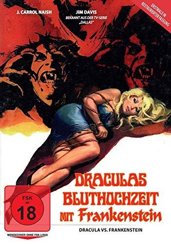 Draculas Bluthochzeit mit Frankenstein (Dracula vs. Frankenstein) uncut