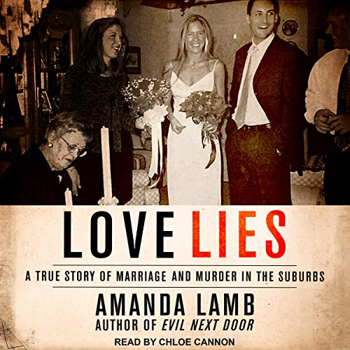 Love Lies Audiobook By Amanda Lamb cover art