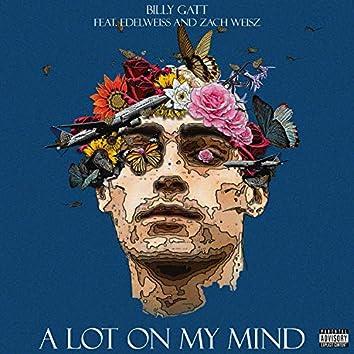 A lot on my mind (feat. Edelweiss & Zach Weisz)