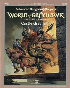 Castle Greyhawk (Module WG7) (Advanced Dungeons & Dragons) - Book  of the Advanced Dungeons and Dragons Module #C4
