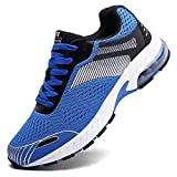 XIDISO Running Shoes Mens Air Trail Mesh Sneakers Athletic Walking Cross Training Tennis Sports Shoe...