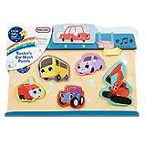 Little Baby Bum - Puzzle de Madera con Sonido para niños