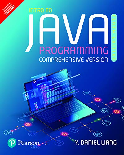 Intro to Java Programming (Comprehensive Version) by Pearson