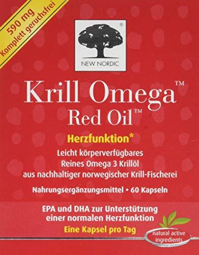 Krill Omega Kapseln 60 stk