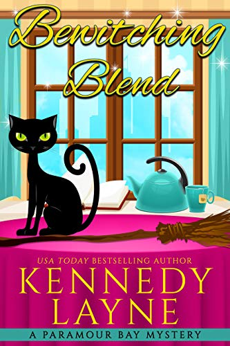 Bewitching Blend (A Paramour Bay Cozy Paranormal Mystery Book 2)